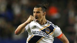 Zlatan Ibrahimovic MLS LA Galaxy 03312019