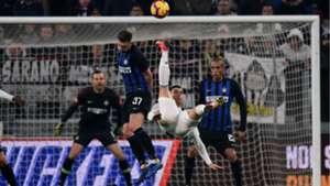 Cristiano Ronaldo Juventus Inter Serie A