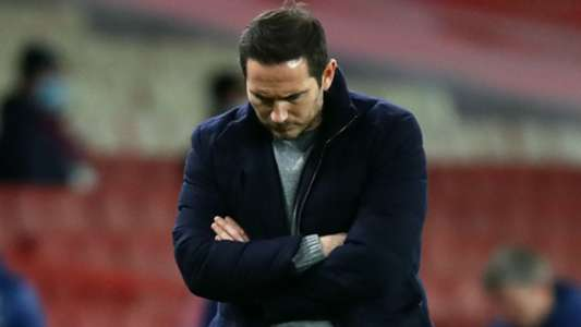 Video: Frank…you're fired! Lampard pays price for slump