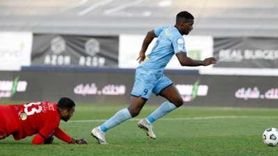 Fabio Abreu Majed Zaid Al Batin Al Shabab SPL 26.12.2020