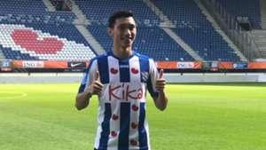 Doan Van Hau SC Heerenveen 2019/2020