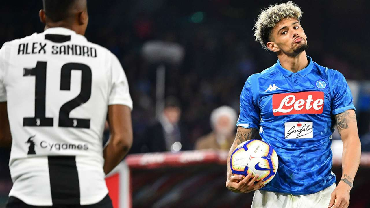 Malcuit Napoli Juventus Serie A