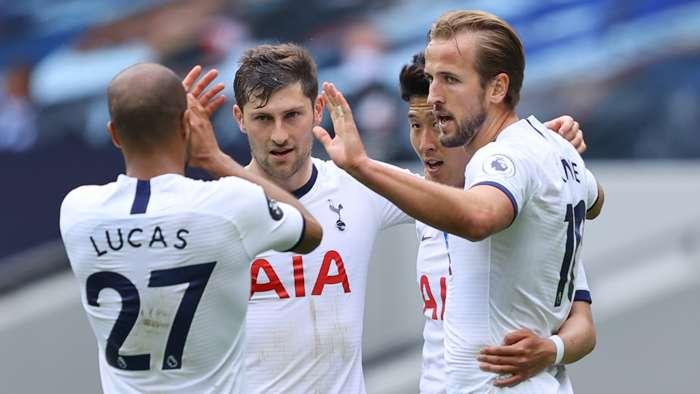 Kane Tottenham Spurs 2020