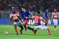 Gonzalo Cabrera, Johor Darul Ta'zim, Margaro Gomis, Farisham Ismail, Kelantan, Super League, 12/04/2017