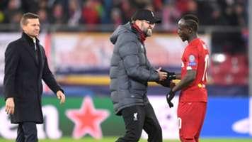 Klopp/Mane Liverpool 2019-20