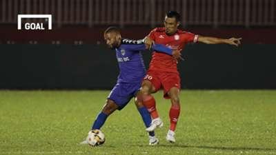CLB TP.HCM B.Bình Dương Vòng 13 V.League 2018