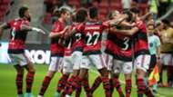 Flamengo Defensa y Justicia Libertadores 21 07 2021