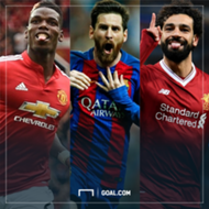 Pogba Messi Salah