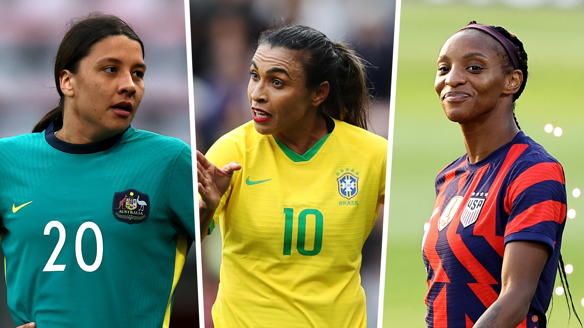 Tokyo 2020 Power Rankings: USWNT favourites to win Olympic gold