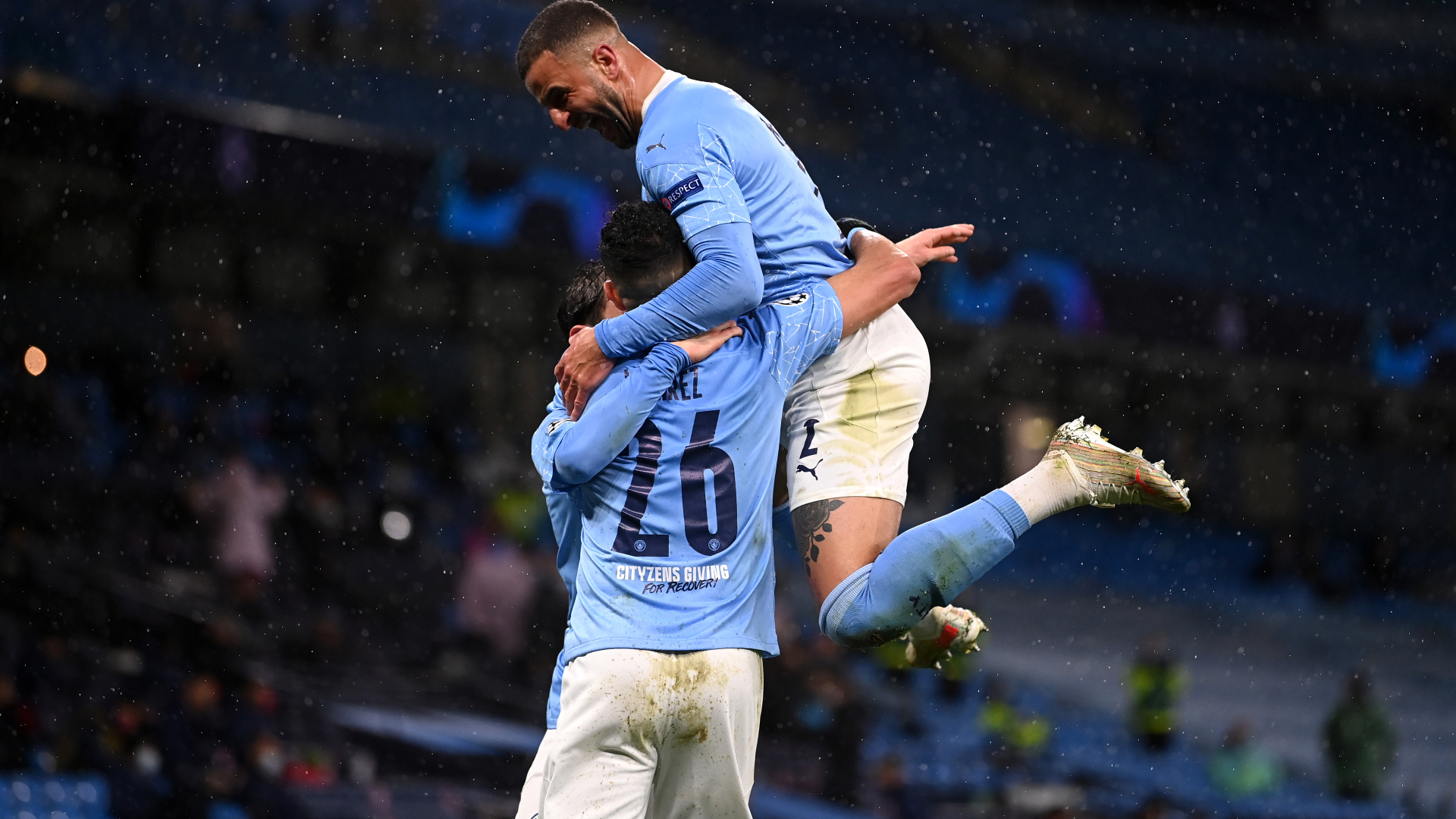 Manchester City set Champions League records with semifinal triumph vs PSG