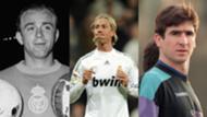 Las estrellas que no jugaron un mundial