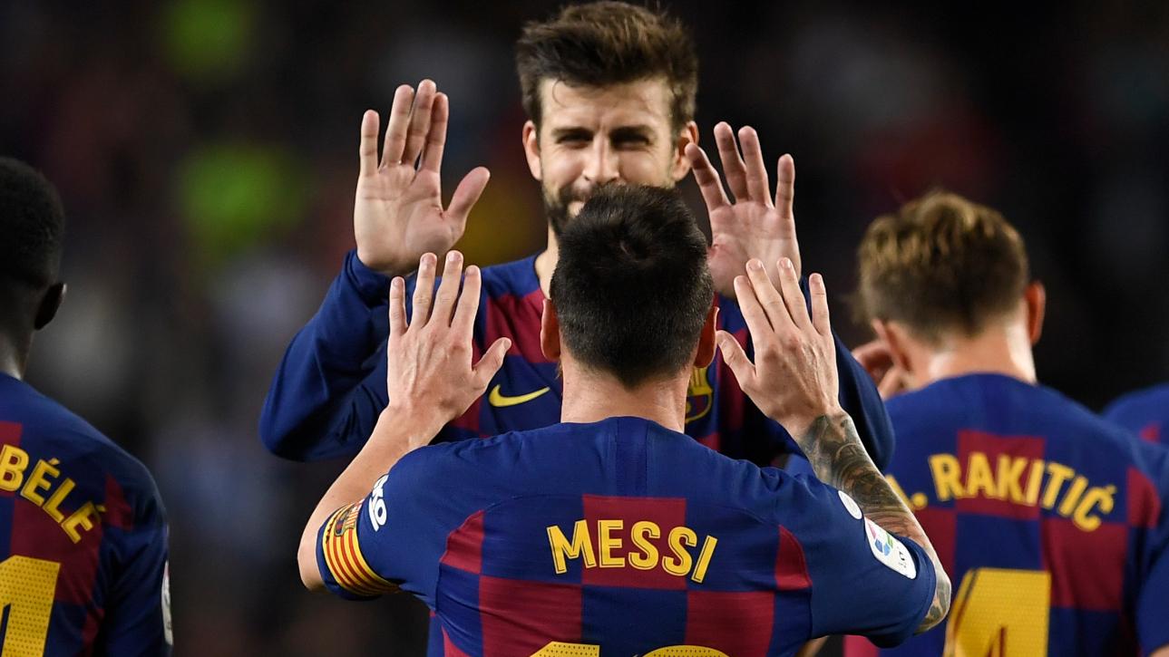 Cristiano Ronaldo names teammate as Lionel Messi's successor at Barcelona