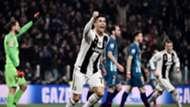 Cristiano Ronaldo Vs. Atletico Madrid   2019