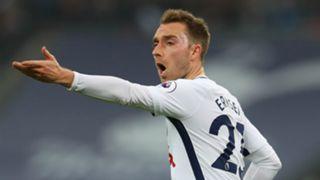 Christian Eriksen Tottenham Premier League Team of the Week