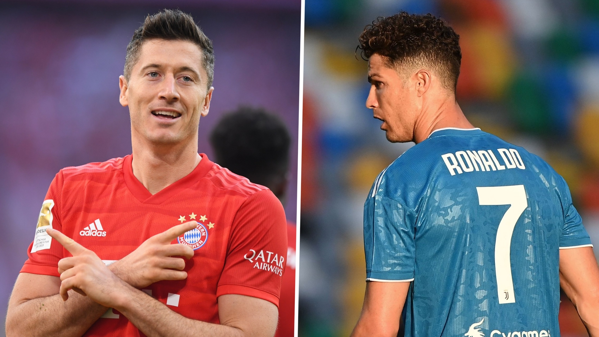 Lewandowski matches Ronaldo feat to join exclusive Champions League club