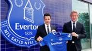Marco Silva, Marcel Brands, Everton 06042018
