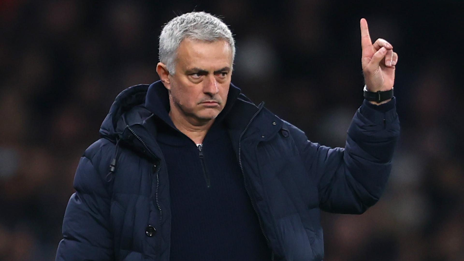 Mourinho: Tottenham job is 'difficult' but I am really happy ...