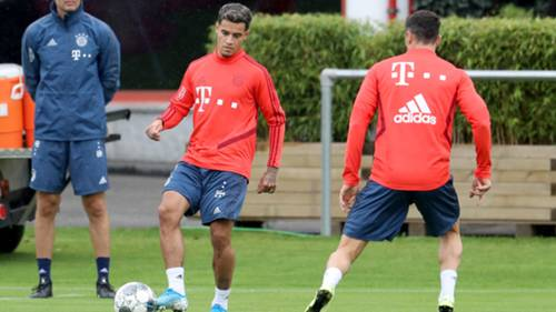 Philippe Coutinho FC Bayern München