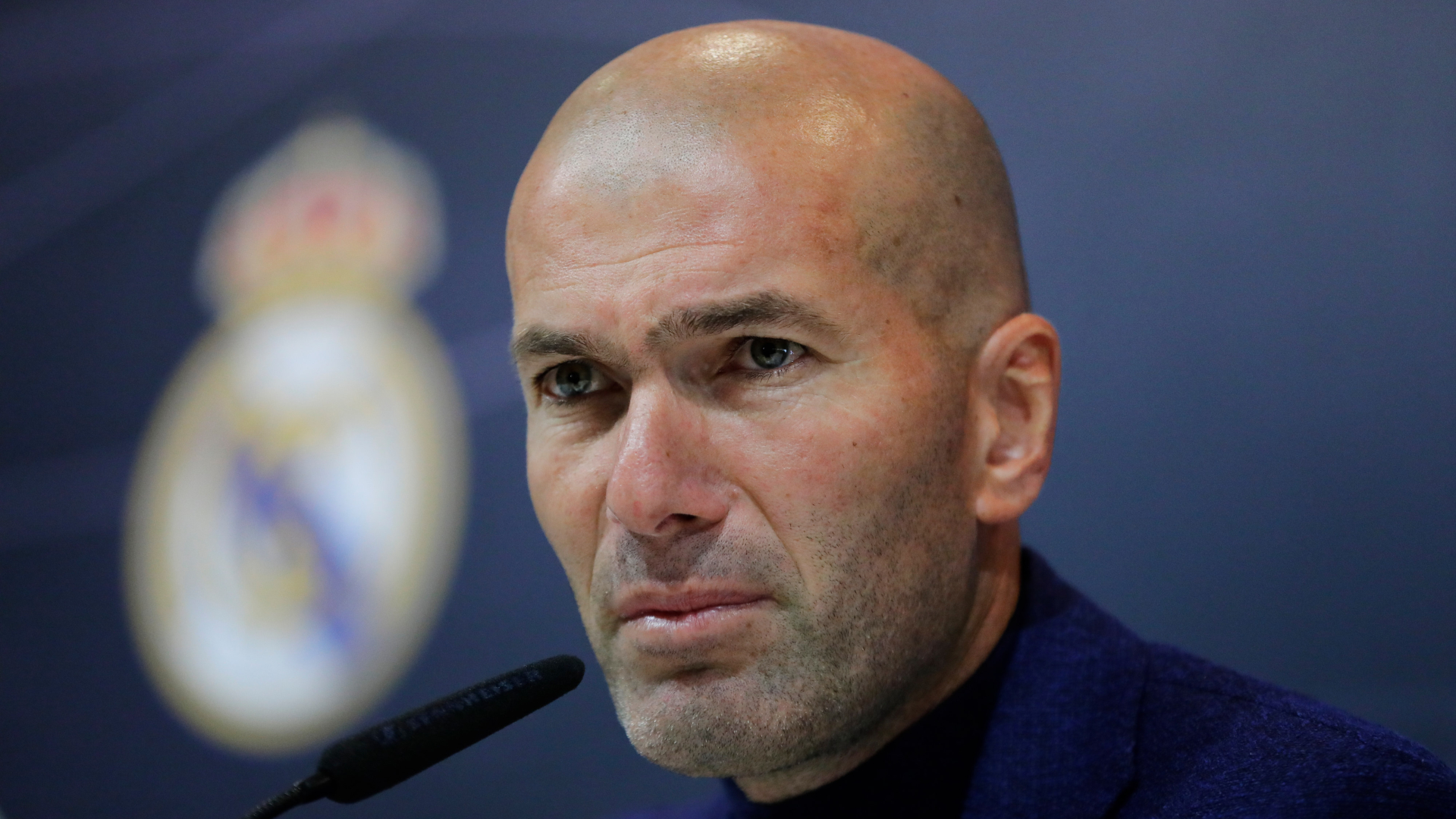 Zidane will leave Madrid at the end of the season after informing Real of his decision