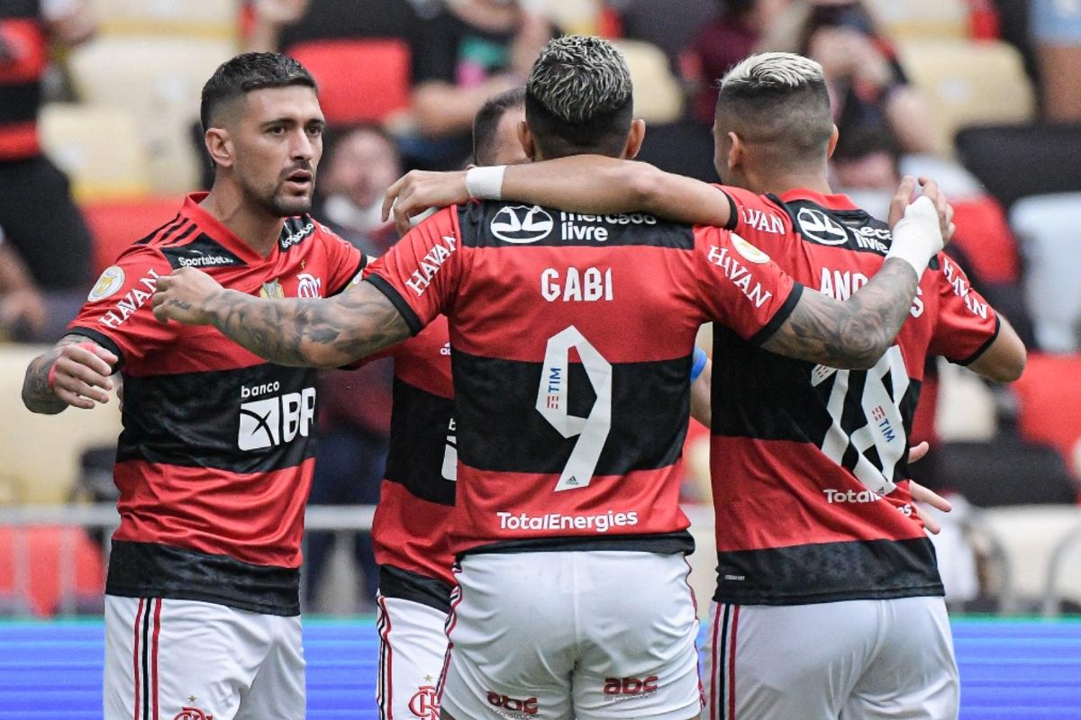 Flamengo x Athletico AO VIVO: siga o Brasileirão em tempo real   Goal.com