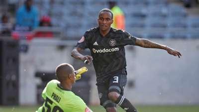 Thembinkosi Lorch, Orlando Pirates, May 2019