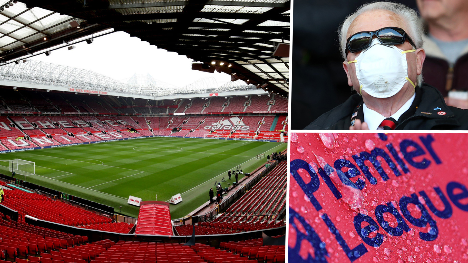 Fans could return to Premier League stadiums for final two rounds of games