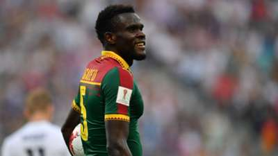 Michael Ngadeu-Ngadjui of Cameroon