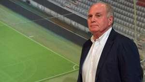 FC Bayern München, News und Gerüchte: Hudson-Odoi erklärt Absage an den FCB, Uli Hoeneß verabschiedet sich