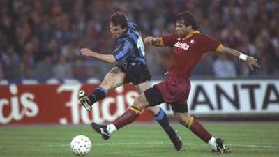 Lothar Matthaus Inter Roma