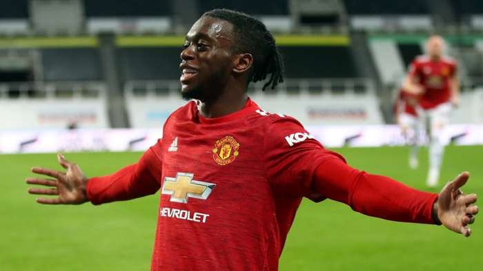 Aaron Wan-Bissaka, Man Utd 2020-21