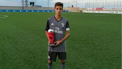 Tiago Dantas Benfica