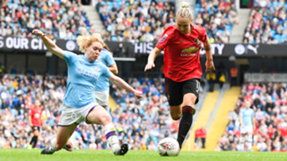 Aoife Mannion Leah Galton Manchester City Manchester United 2019