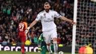 Karim Benzema Real Madrid Galatasaray Champions League 06112019