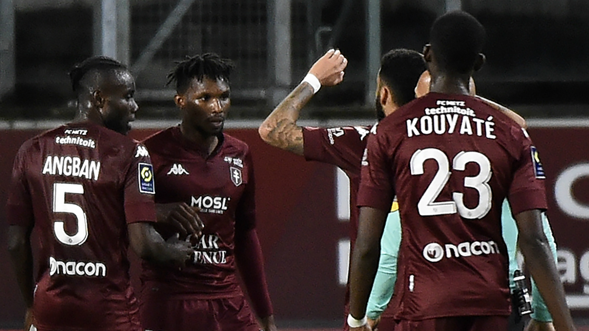 Nguette and Boulaya steer Metz to victory over Lens