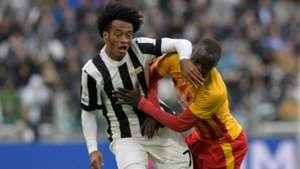 Cuadrado Chibsah Juventus Benevento Serie A