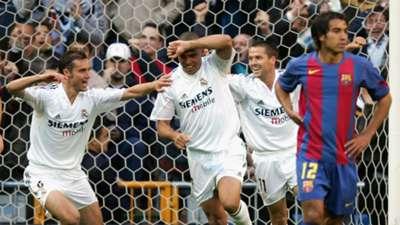 Ronaldo Real Madrid Barcelona 2005