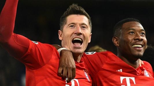 Lewandowski matches Ronaldo scoring feat as Bayern smash Chelsea at Stamford Bridge   Goal.com