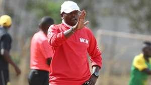 Kariobangi Sharks coach William Muluya