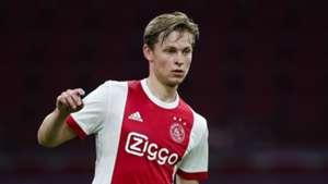 Frenkie de Jong, Ajax, 11212017