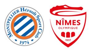 Montpellier MHSC-Nîmes Olympique, 7ème journée de Ligue 1, le mercredi 25 septembre 2019