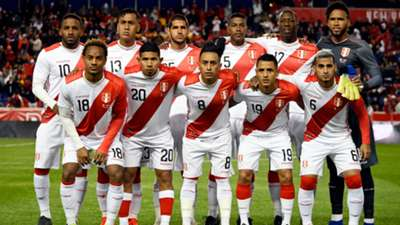 Peru Paraguay Formacion 22032019