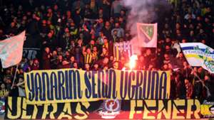Fenerbahce Fans Anderlecht 102518