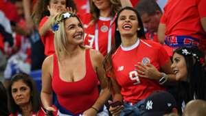 美女サポワールドカップ_スイスvsコスタリカ_コスタリカ3