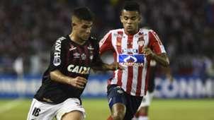 Luis Diaz Bruno Guimaraes Junior Barranquilla Atletico-PR Copa Sudamericana final 05122018