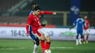 Taher Mohamed - ahly - caf champions league 5-1-2021