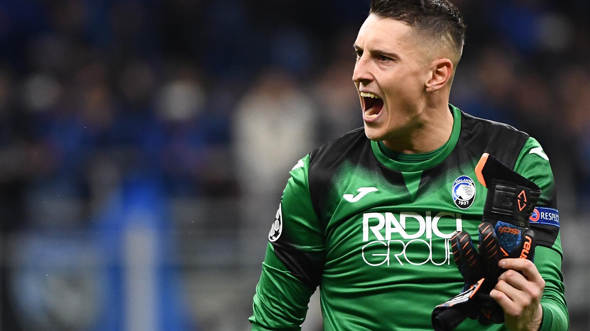 L'Atalanta vince 4-1? Gollini furioso a fine gara per il goal ...