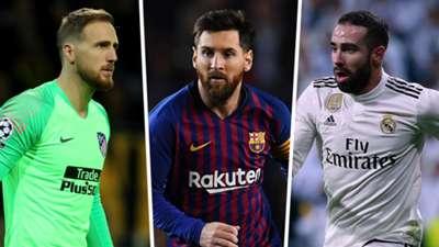 La Liga Team of the Season