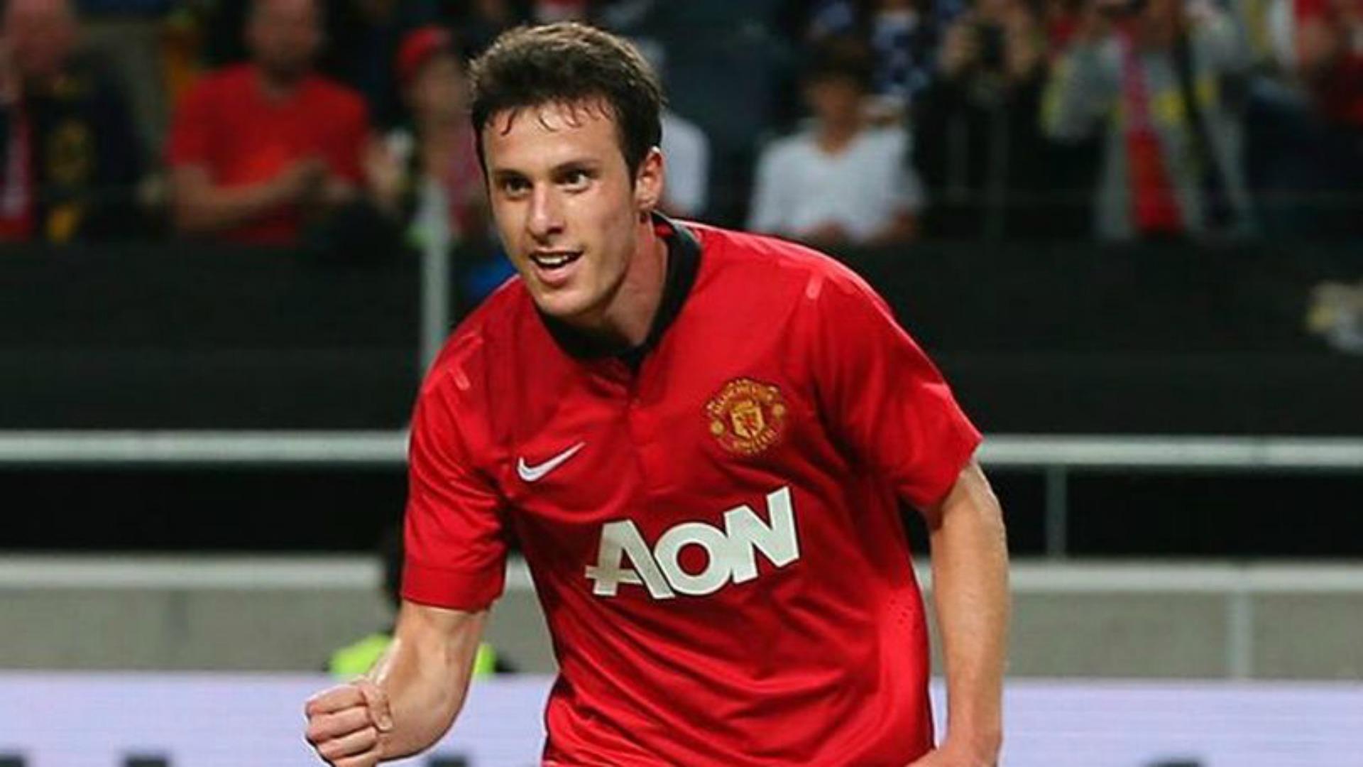 En Inglaterra recuerdan el paso de Ángelo Henríquez por el Manchester United   Goal.com