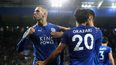 Leicester City Liverpool EFL Cup