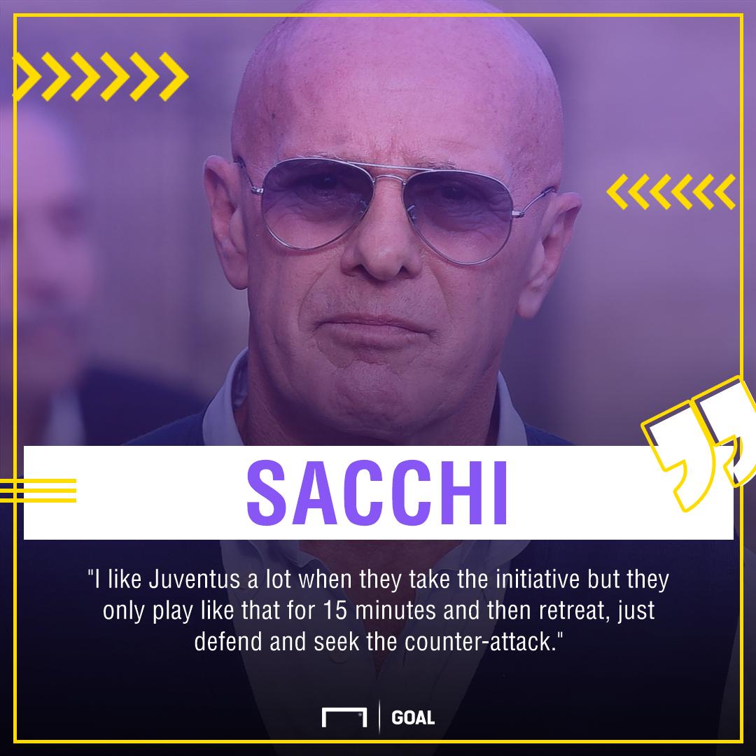 Arrigo Sacchi Juventus PS